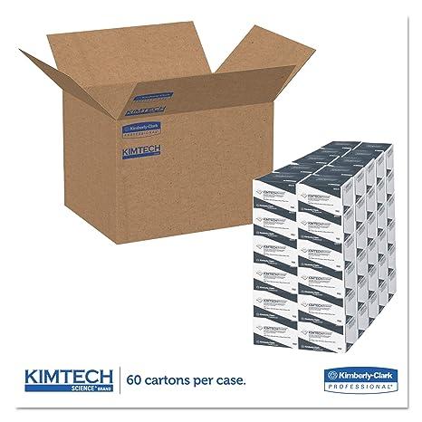Kimtech 05511 precisión limpiaparabrisas, Pop-up caja, 1 capa, 4 2/5 x 8 2/5, color blanco, 280 Limpiaparabrisas por caja (caja de 60): Amazon.es: Industria ...