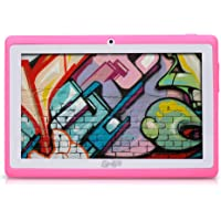 "GHIA 47418ROS Tablet Any 7"", 1GB RAM, 8GB, Wi-Fi, Bluetooth, Android 5.1, Color Rosa"