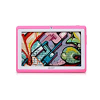 """GHIA 47418ROS Tablet Any 7"""", 1GB RAM, 8GB, Wi-Fi, Bluetooth, Android 5.1, Color Rosa"""