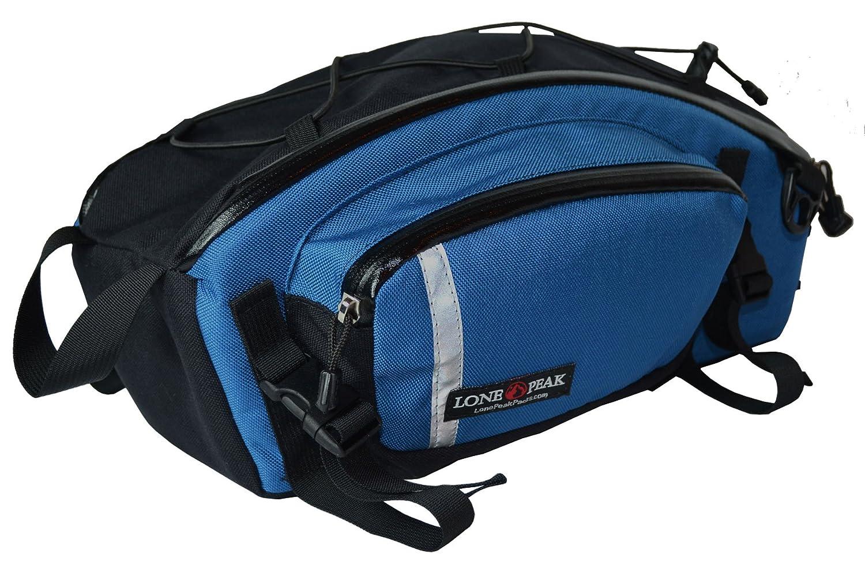 Lone Peak Swayback Bicycle Rear Rack Pack Bag