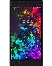 Razer Phone 2 Flagship Android Mobile Gaming Smartphone (mit 120Hz UltraMotion Display, Snapdragon 845, 64 GB Speicher, 8 GB RAM und Chroma RGB)