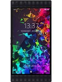 Razer Phone 2 : Unlocked Gaming Smartphone – 120Hz QHD Display – Snapdragon 845 – Wireless Charging – Chroma – 8GB RAM...
