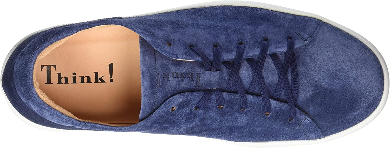 Think! Herren 686643_joeking Sneaker Blau Indigo Kombi 90