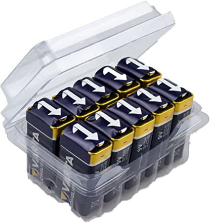 Varta Longlife 9v Block 6lp3146 Batterie Alkaline Elektronik