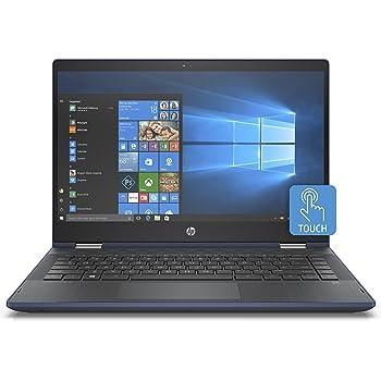 "HP 14-cd0004la Laptop 14"" HD Táctil, Intel Core i3-8130U 2.2GHz, 4GB RAM, 1TB HDD, Windows 10"