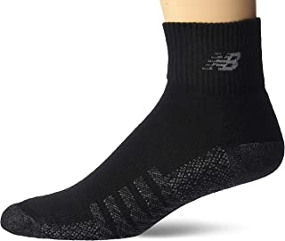 product image for New Balance unisex-adult 2 Pack Coolmax Quarter Socks