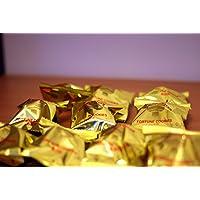 Biscuits chinois emballés dans une feuille dorée - Nouvel an chinois - Cadeaux de remerciement pour un mariage