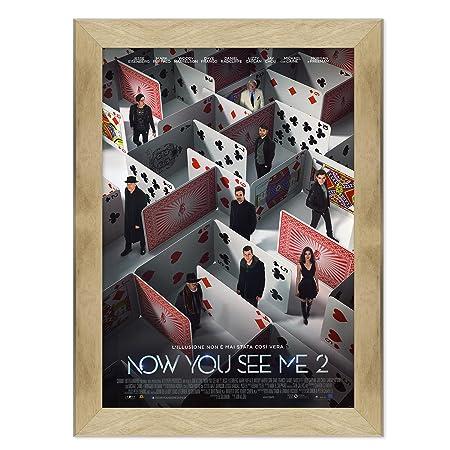 Póster Cartel Cinema original con marco - Enmarcado - Now ...