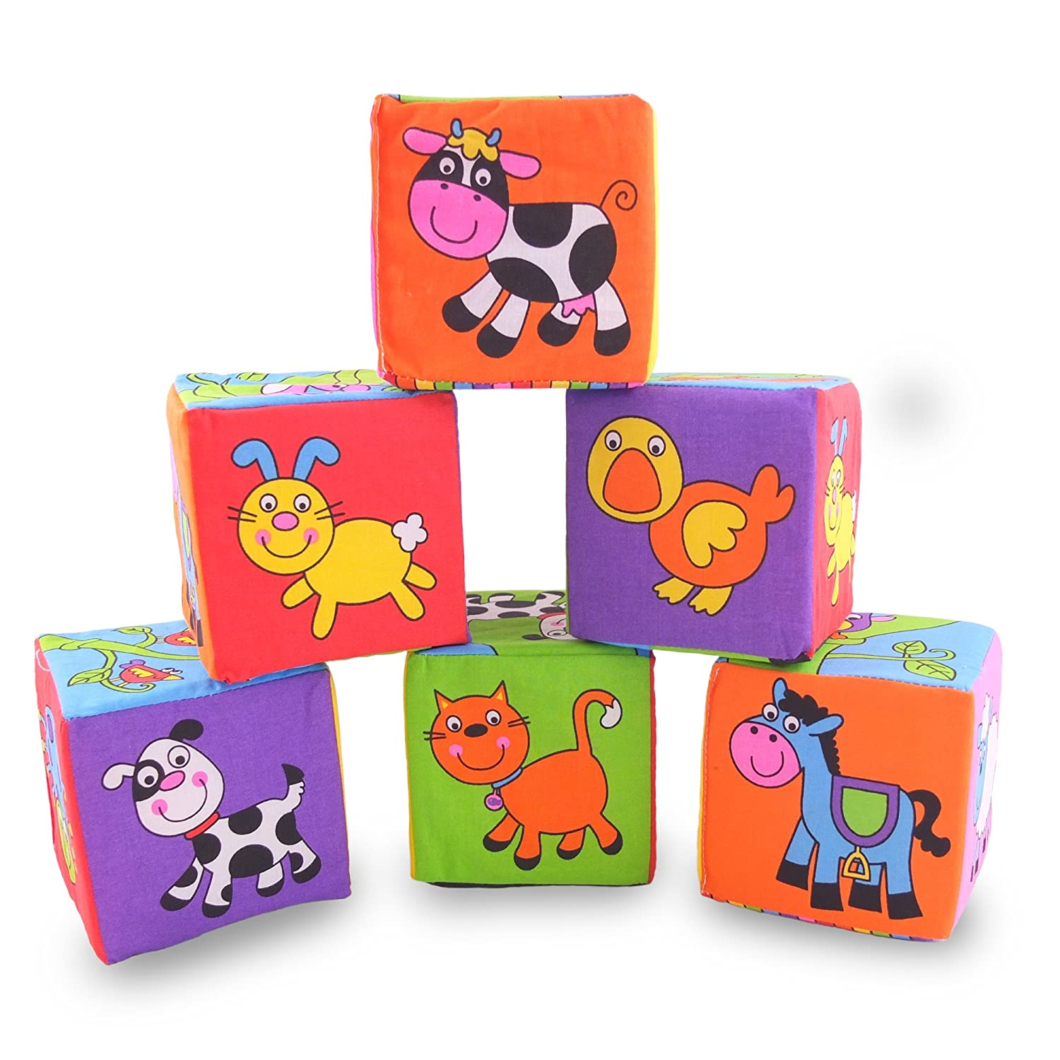 Galt Toys Soft Blocks A1085L Gift Items Gift/_Items