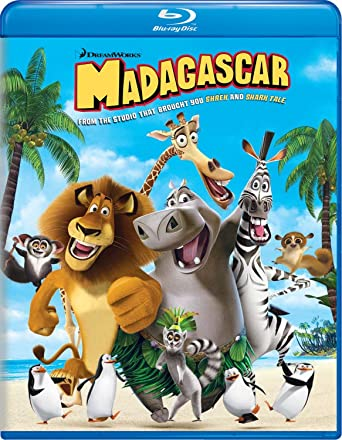 amazon com madagascar blu ray ben stiller chris rock david rh amazon com madagascar vanilla madagascar capital