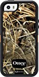 OtterBox Defender Series Case for iPhone 5 & 5S - Retail Packaging - Realtree Camo - MAX 4HD Orange