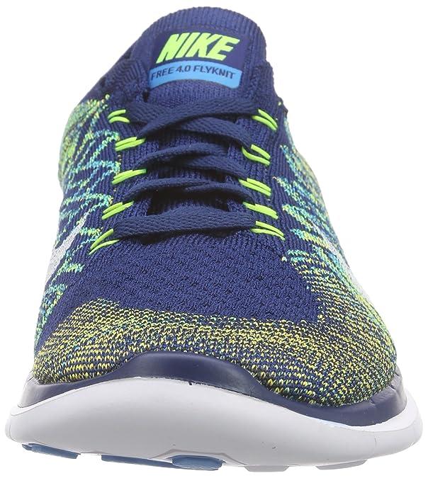 863b1536b289 Nike Free 4.0 Flyknit Running Men s Shoes