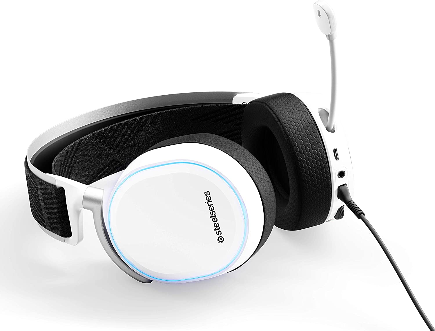 Amazon.com: SteelSeries Arctis Pro + GameDAC Audífonos para ...