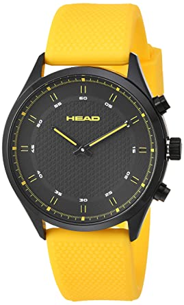 Quarz He 002 Erwachsene Silikon Head Unisex Analog Mit Uhr Armband Nv80nmw