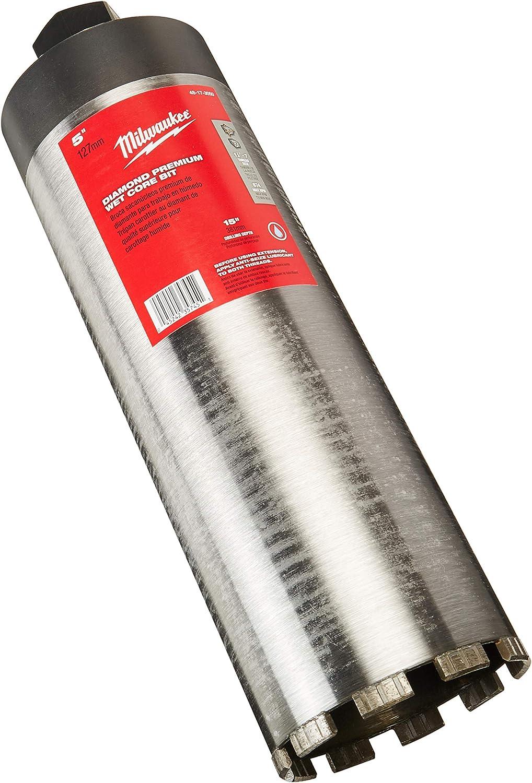 Milwaukee 48-17-3050 5 Diamond Premium Wet Core Bit