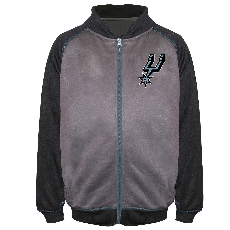 NBA San Antonio Spurs Poly Fleece Raglan - Chaqueta de chándal (6 ...