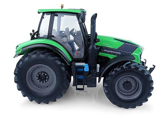 Universal Hobbies uh5209 Tractor Deutz de conducción TTV 7250 - Versión 2017 - Echelle 1/32: Amazon.es: Juguetes y juegos