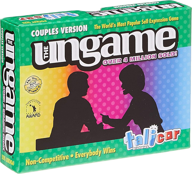 ejemplo de juego de mesa para parejas