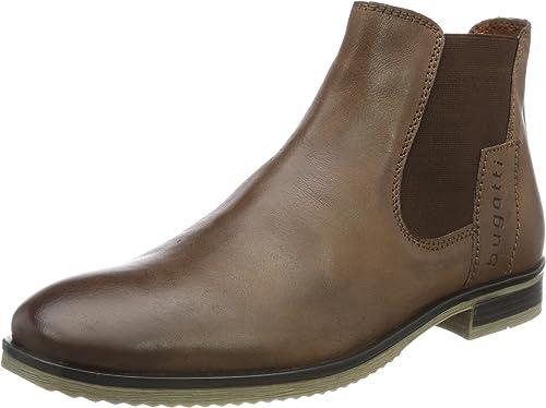 bugatti Herren 323396313000 Chelsea Boots Combat Boots