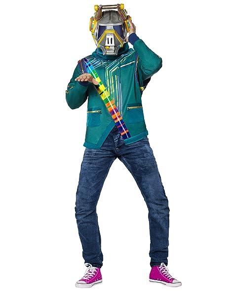 Spirit Halloween Adult DJ Yonder Fortnite Costume