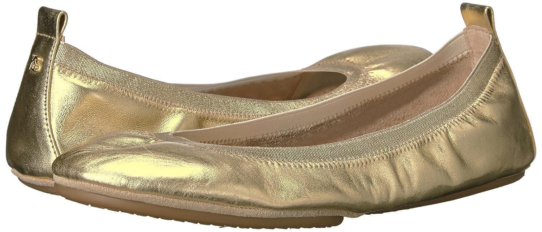 Yosi Samra Women's Samara 2.0 Ballet Flat B01M3R5KAI 7 B(M) US|Gold