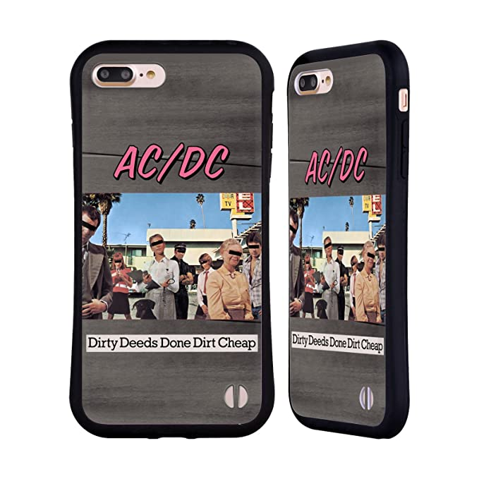 ac dc iphone 7 plus cases