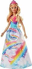 Barbie Muñeca Princesa, Color Rosa