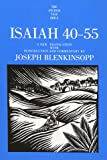 Isaiah 40-55 (Anchor Yale Bible Commentaries): Volume 19A