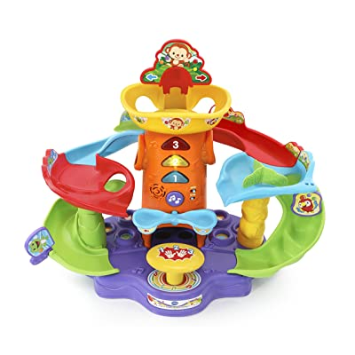 VTech Pop-a-Balls Pop and Surprise Ball Center: Toys & Games