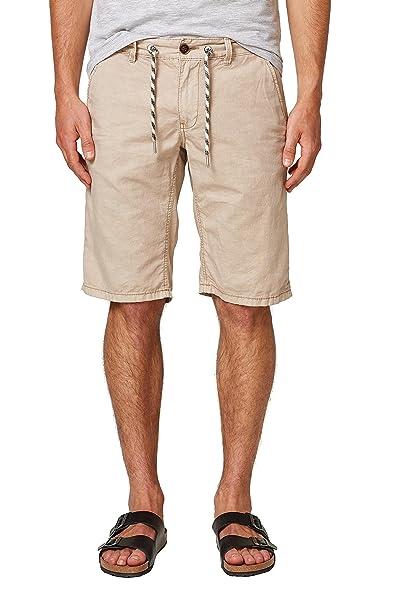 048cc2c021, Pantalones Cortos para Hombre, Verde (Olive 360), 46 (Talla del Fabricante: 30) EDC by Esprit