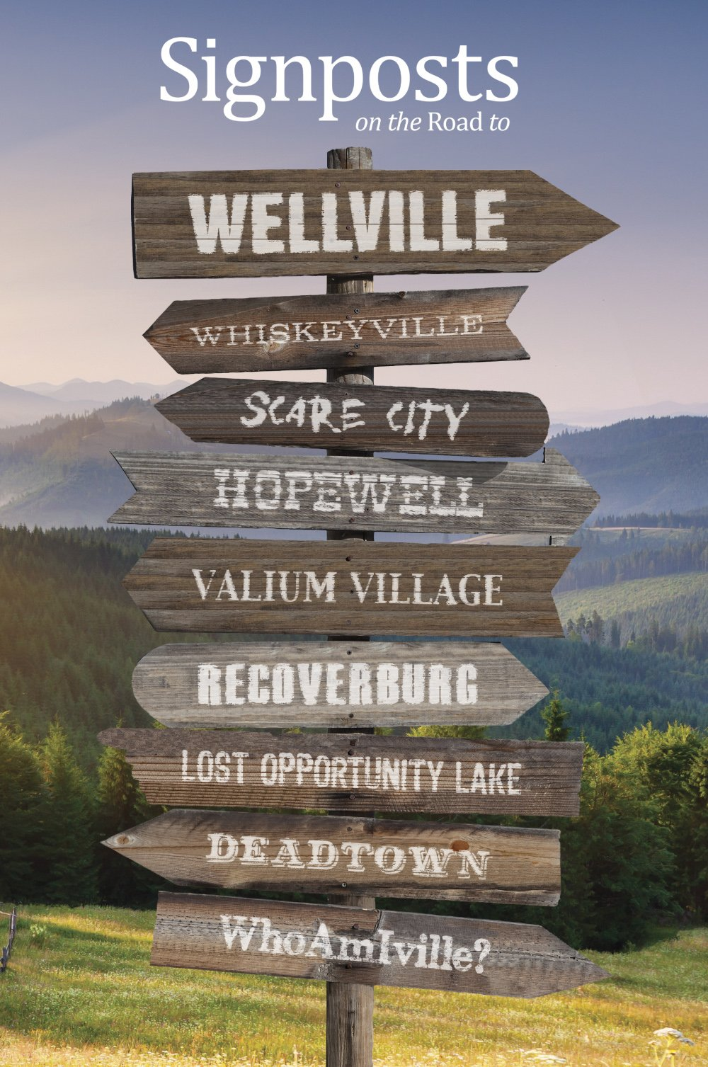 Download Signposts on the Road to Wellville pdf epub