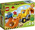 LEGO 10811 - Set Costruzioni Duplo Scavatrice da Cantiere