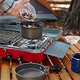 AmazonBasics Outdoor Camping Cookware Set