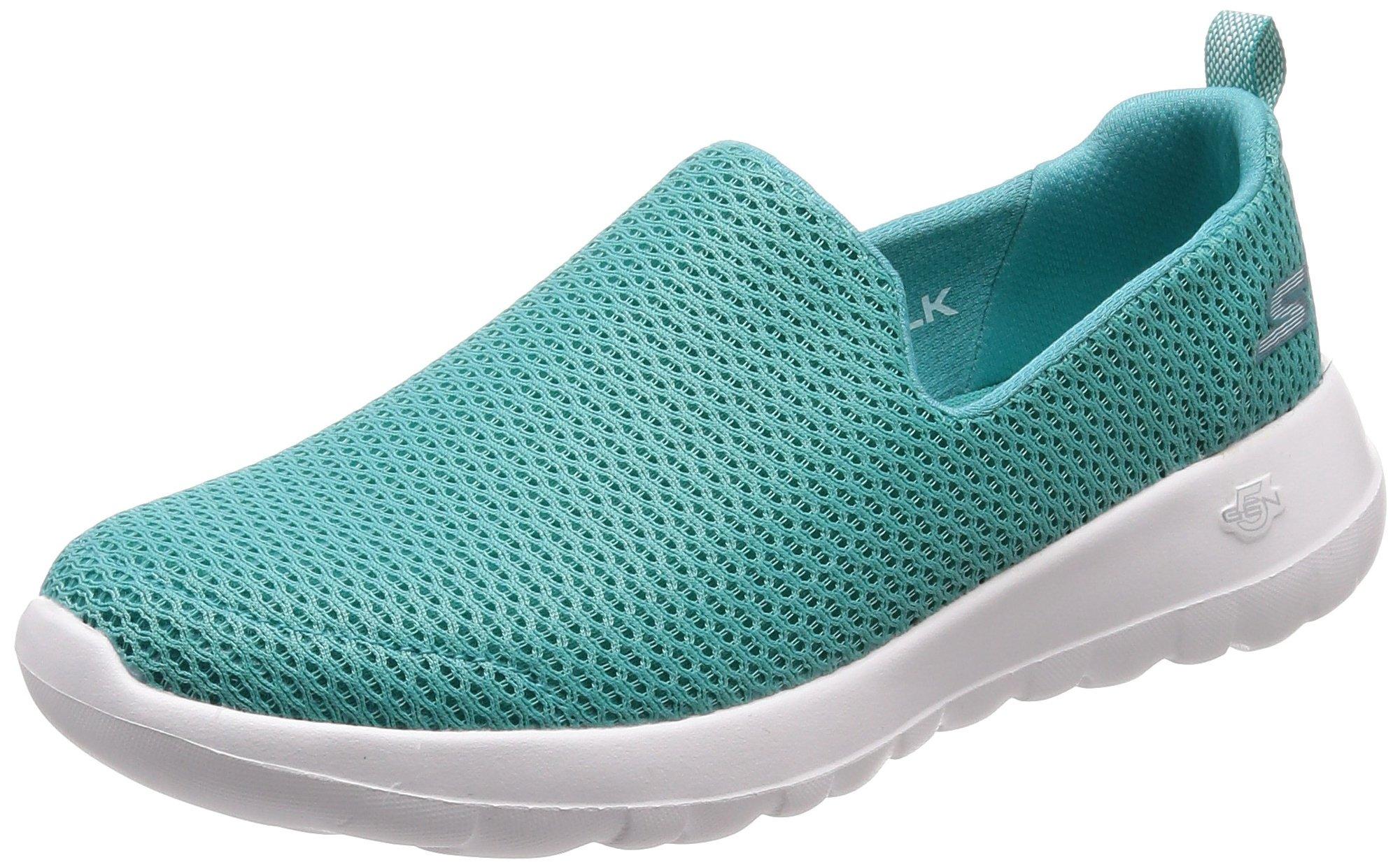Skechers Womens GO Joy Slip ON Turquoise Size 5