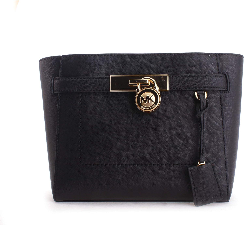 Michael Kors Women s Messenger Hamilton Traveler Crossbody Bag No Size Black