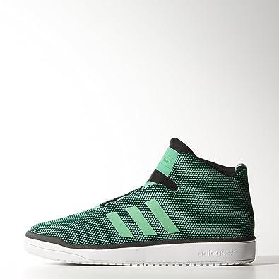 ccdde1ffd7779 adidas - Shoes - Chaussure mi-montante Veritas - Vert-Blanc - UK-