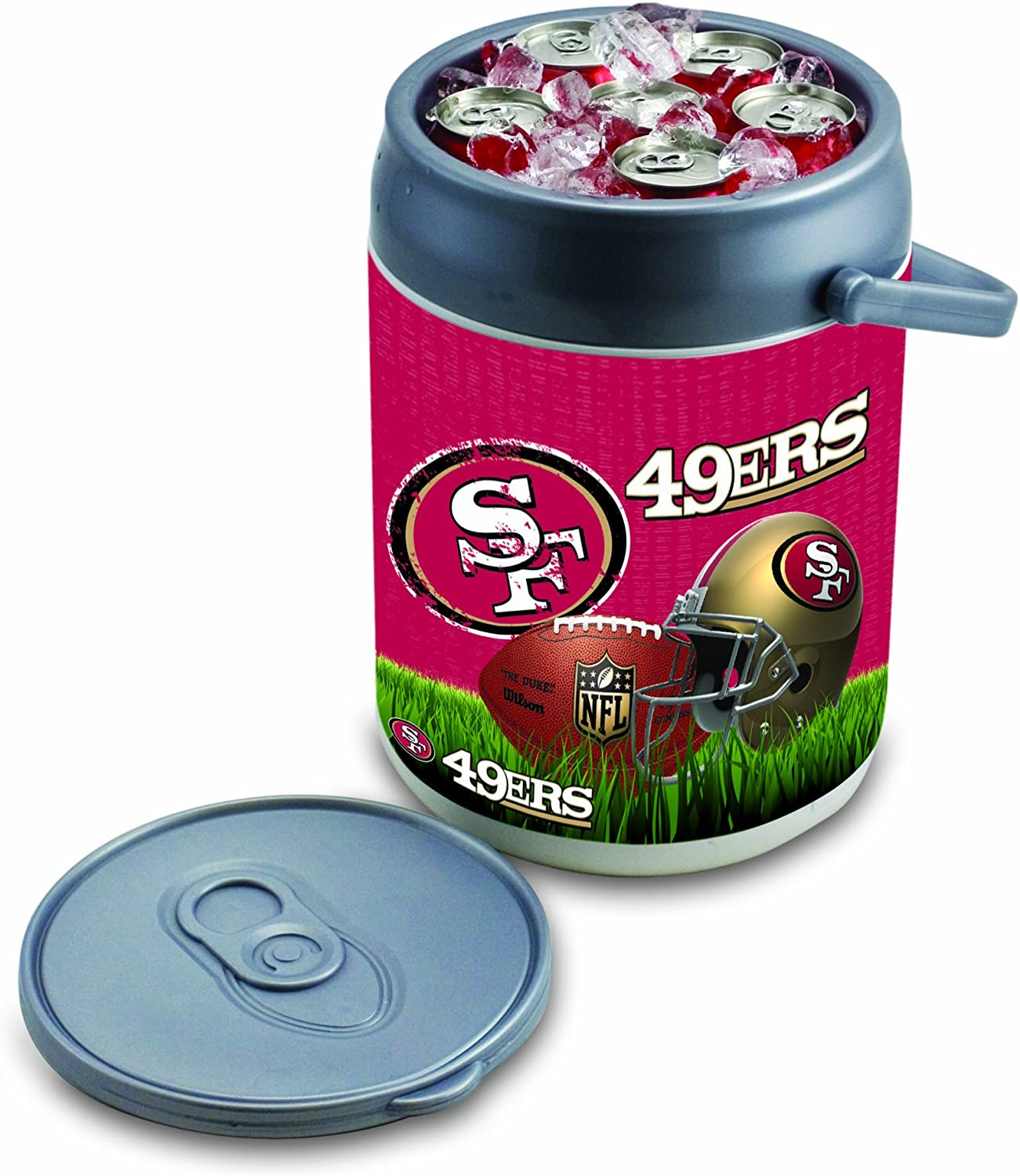 NFL San Francisco 49ers Insulated Can Cooler