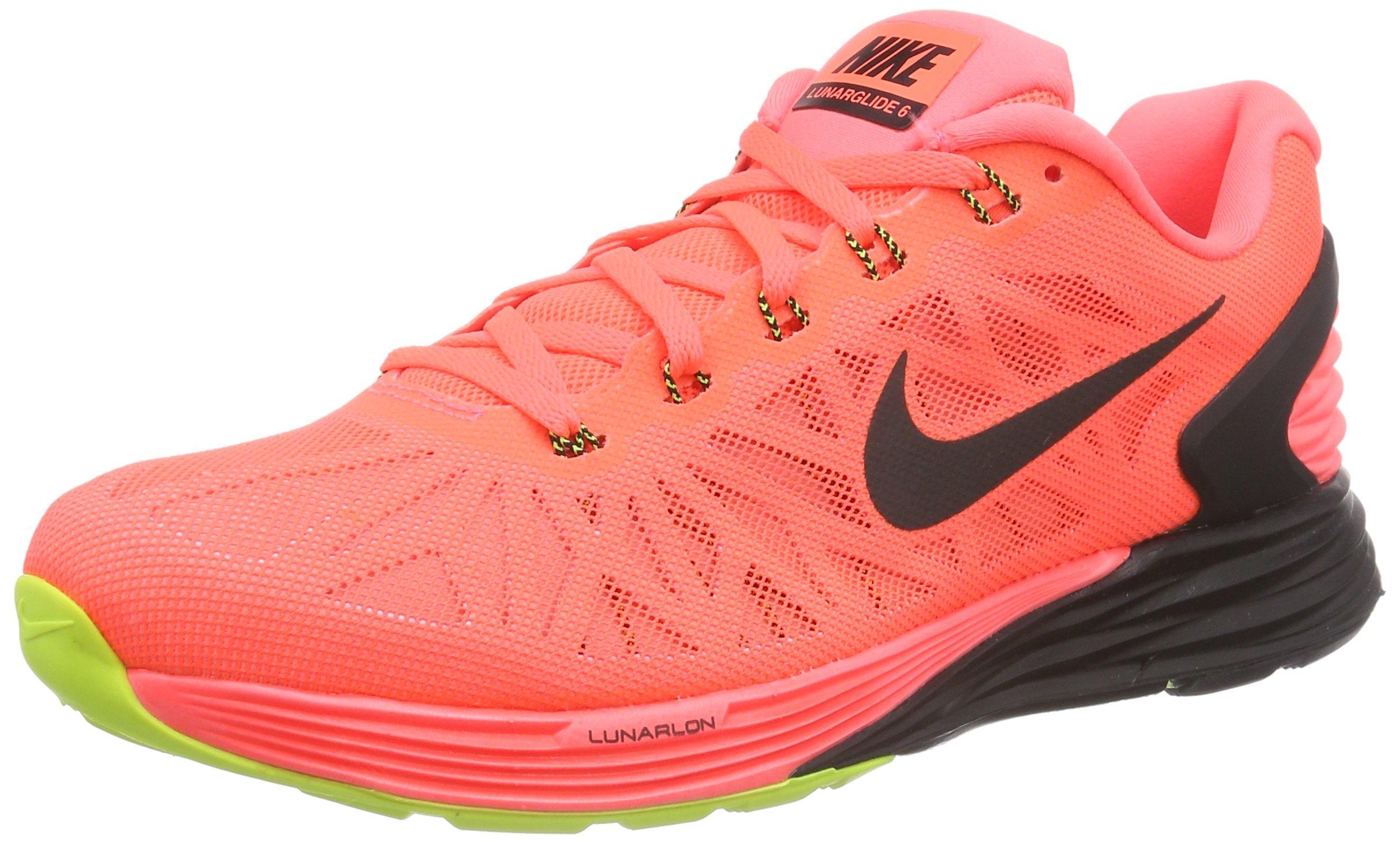 quality design c0d45 758d3 Galleon - Nike Lunarglide 6 Sz 10.5 Mens Running Shoes ...