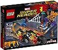 LEGO Super Heroes 76058 Spider-Man: Ghost Rider Team-Up Building Kit (217-Piece)