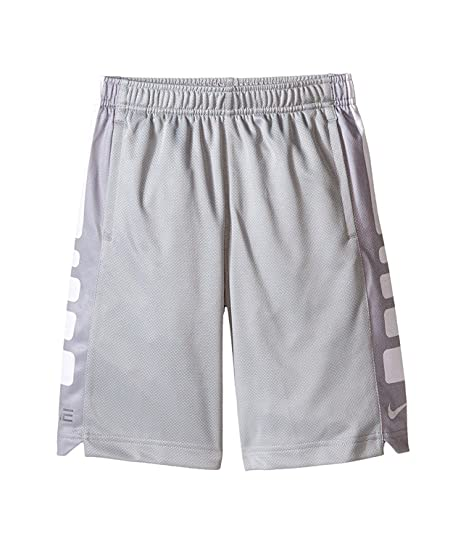 Nike Little Kids  (Boys ) Elite Stripe Basketball Shorts (5 Little Kids d274a70160d1