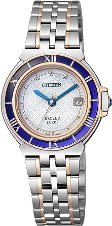 cf30d92c22 [シチズン]CITIZEN 腕時計 EXCEED EUROS エクシード ユーロス Eco-Drive エコ・ドライブ 電波