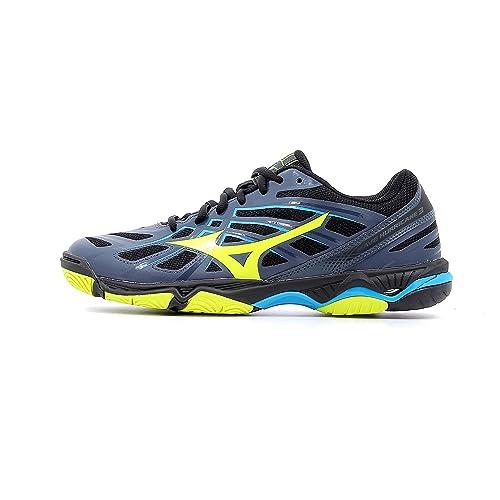 Mizuno Wave Hurricane 3, Zapatillas para Hombre: Amazon.es: Zapatos y complementos