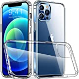 Luckymore Compatible with iPhone 12 Case, Compatible with iPhone 12 Pro Case 6.1 Inch 2020