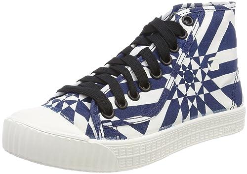 G-Star RAW Rovulc Mid, Zapatillas Altas para Mujer: Amazon.es: Zapatos y complementos