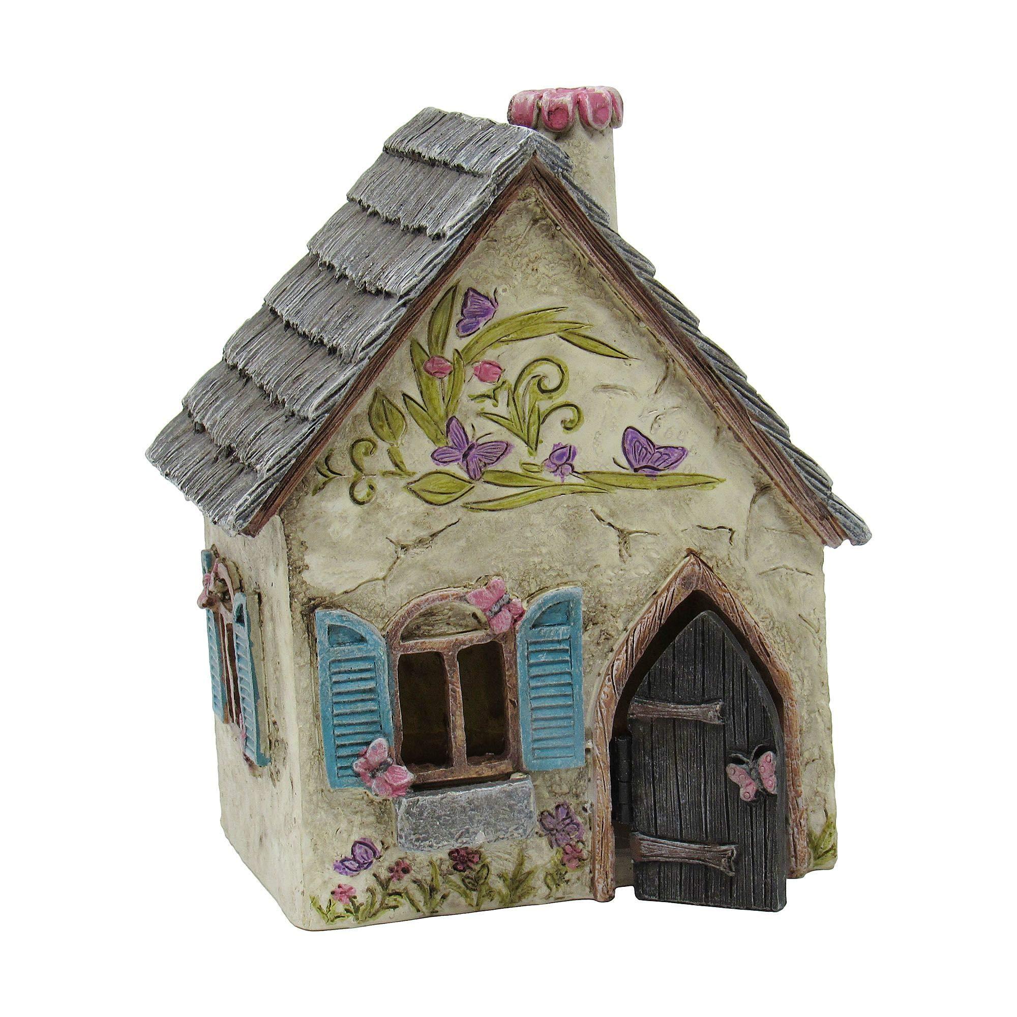 Wholesale Fairy Gardens Brookside Cottage II Fairy House