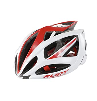 Casco Rudy Project Airstorm Blanco-Rojo 2017: Amazon.es: Deportes y ...