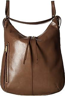 Hobo Women s Leather Merrin Convertible Bucket Backpack 1ee8d6de344d2