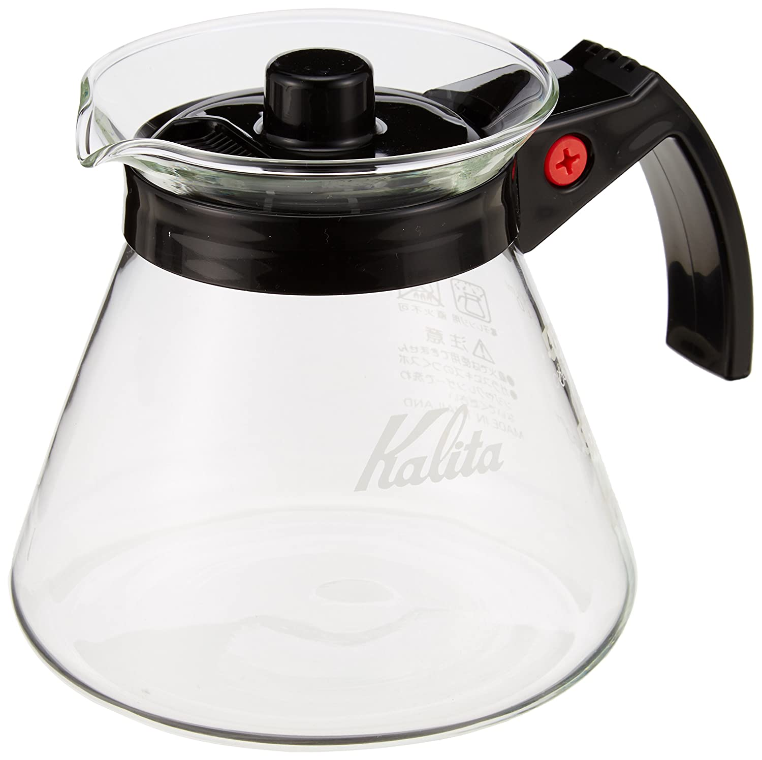 Kalita 500 Server N [102 dripper for/Microwave 500cc # 31205 by Kalita #31205