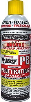 12-Pack Blaster 16-PB Rust Free 11-Ounces Penetrating Catalyst