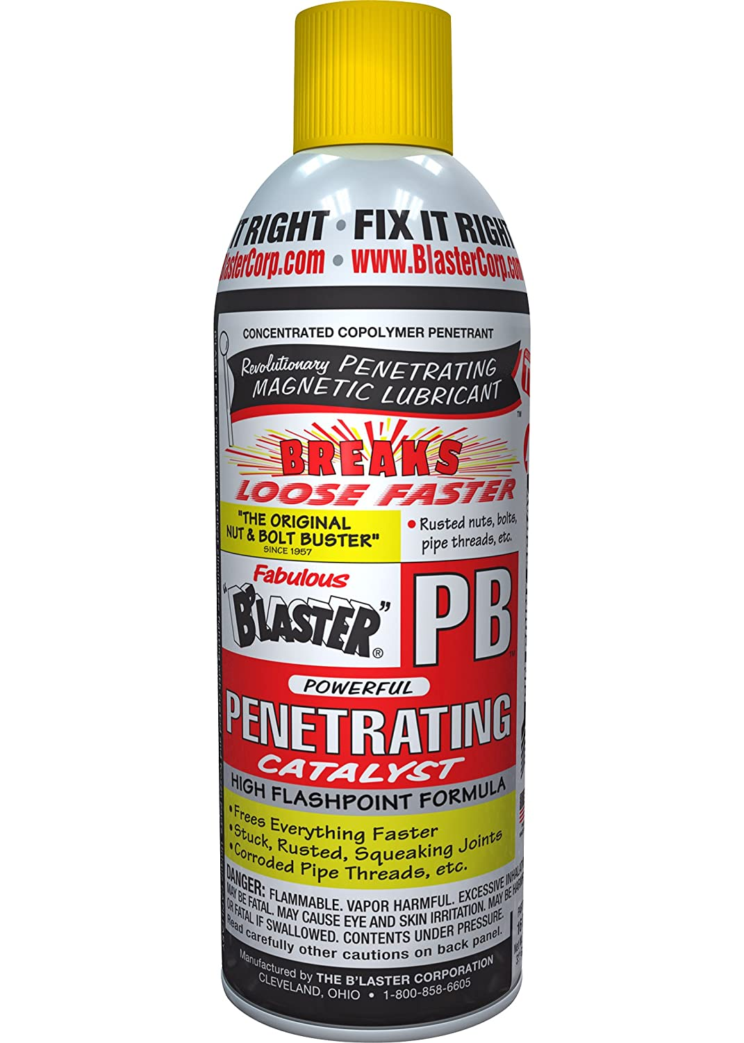 B'laster Penetrating Catalyst}